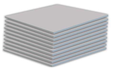 Placa de depron